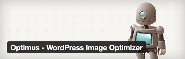 optimus wordpress para optimizar imagenes