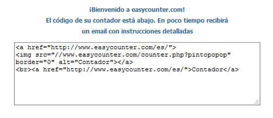 easycounter código