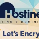 Hostinet let's Encrypt