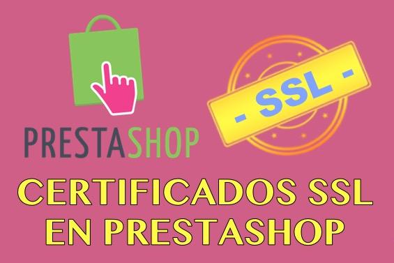 certificados ssl prestashop