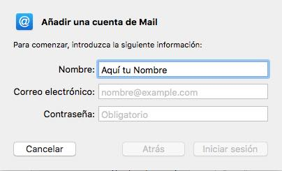 datos email de email