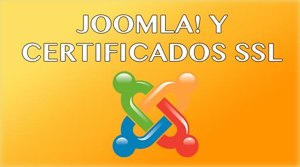 activar SSL en Joomla