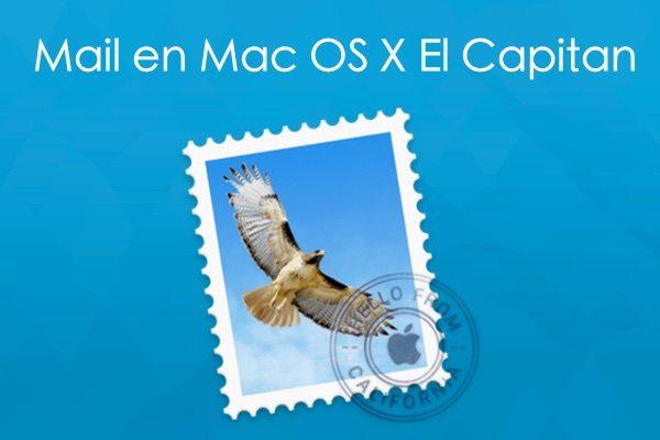 configurar mail mac os x