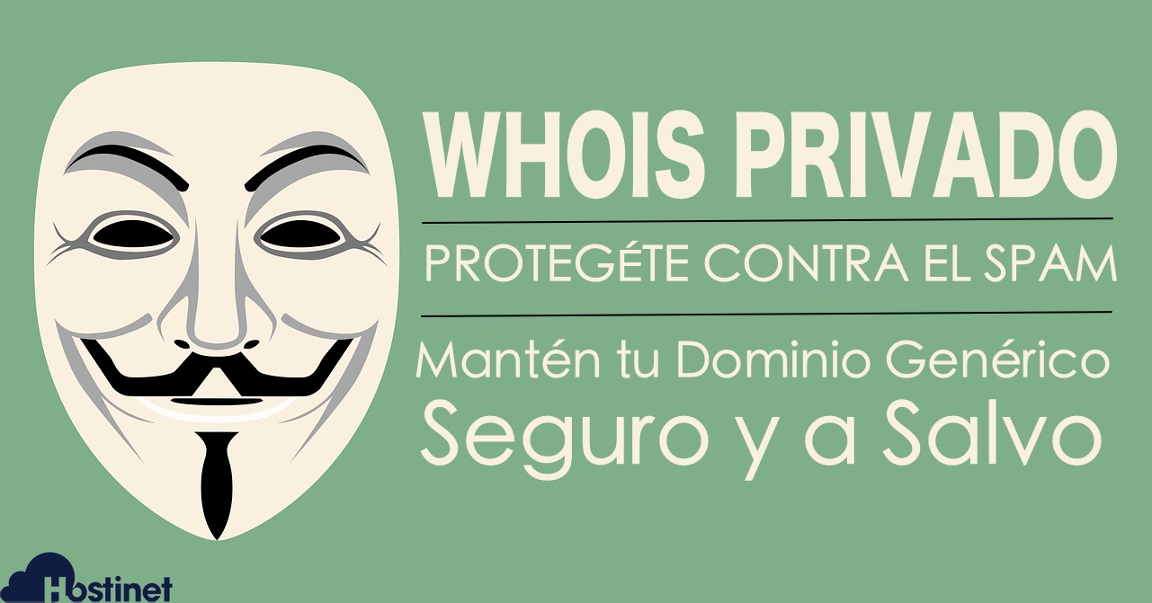 Whois Privado Hostinet