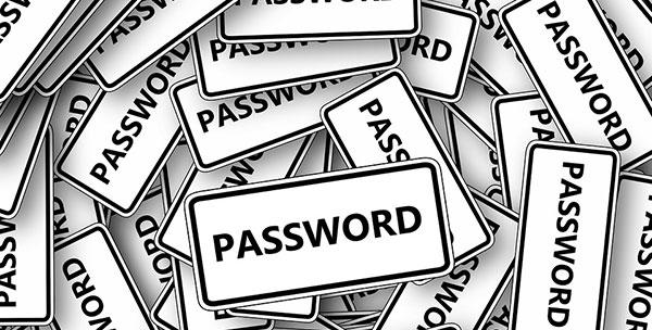 Password carteles