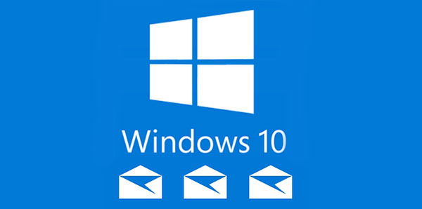 Windows 10 Correo