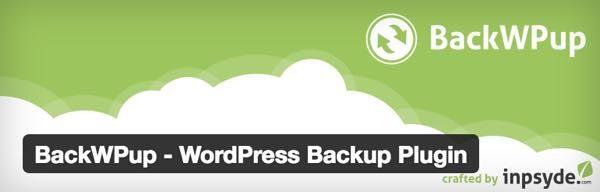 BackWPup plugin wordpress
