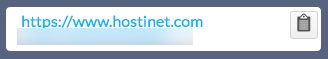 link amigos Hostinet