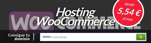 Hostinet WooCommerce SSD desde 5,54€