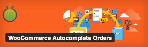 Autocomplete Orders woocommerce