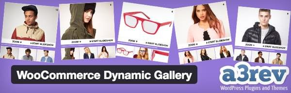 Dynamic Gallery  wordpress plugin