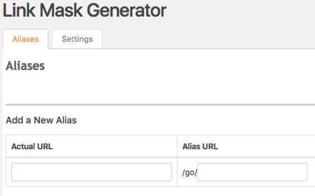 Link Mask Generator SEO Ultimate