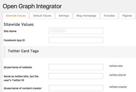 Open Graph Integrator SEO Ultimate