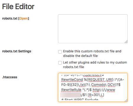 file editor SEO Ultimate