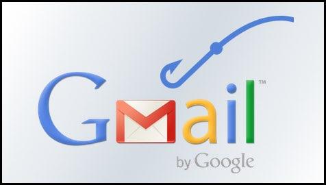 gmail ataques phishing