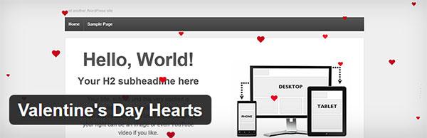 WP Valentine's Day Hearts