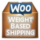 Weight Based Shipping Icono