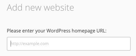 anadir url manage wp wordpress