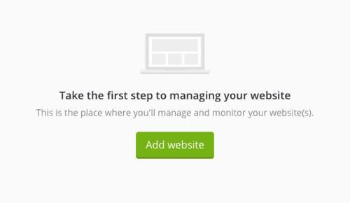 anadir website managewp WordPress