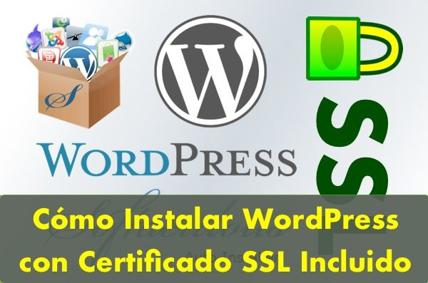 instalar wordpress softaculous ssl