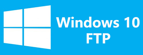 Windows 10 FTP