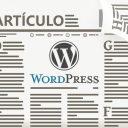 Artículo WordPress