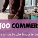 WooCommerce - Envíos gratuitos Según Importe de Compra