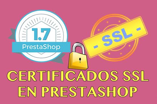 PrestaShop 1.7 SSL