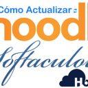 Cómo Actualizar Moodle desde Softaculous
