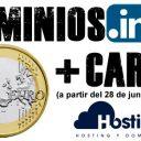 dominios .info 1 euro más caros