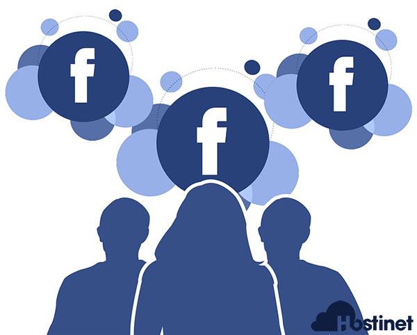 Facebook siluetas