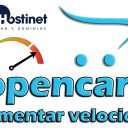 opencart aumentar velocidad
