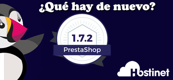 PrestaShop 1.7.2.0 ¿Qué hay de nuevo?