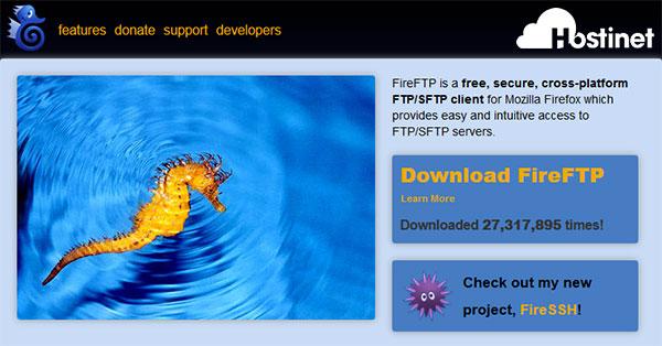 FireFTP 27 Millones