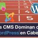 Los Gestores de Contenidos conquistan Internet con WordPress a la Cabeza