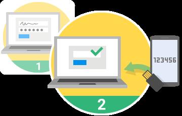 google verificación en dos pasos