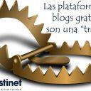 plataformas blogs trampa