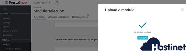 PrestaShop 1.7 instalar whatsapp chat module configure