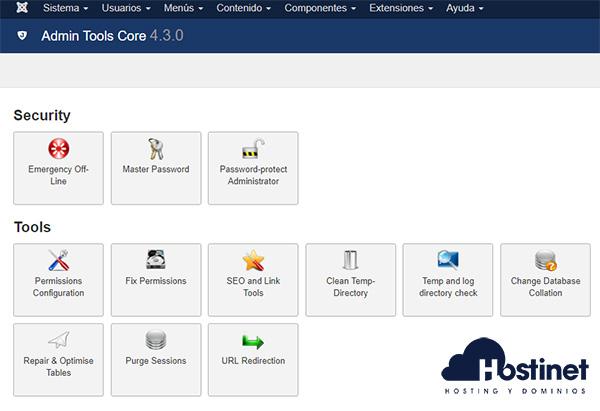 Admin Tools Core