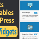 Widgets Personalizables para WordPress con SiteOrigin Widgets Bundle