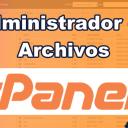 Tutorial Administrador de Archivos cPanel
