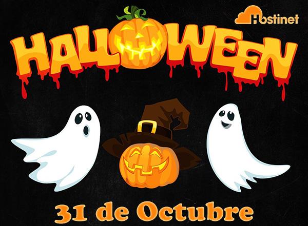 halloween 31 de octubre hostinet