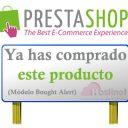 PrestaShop - Ya has comprado este producto (módulo bought alert)