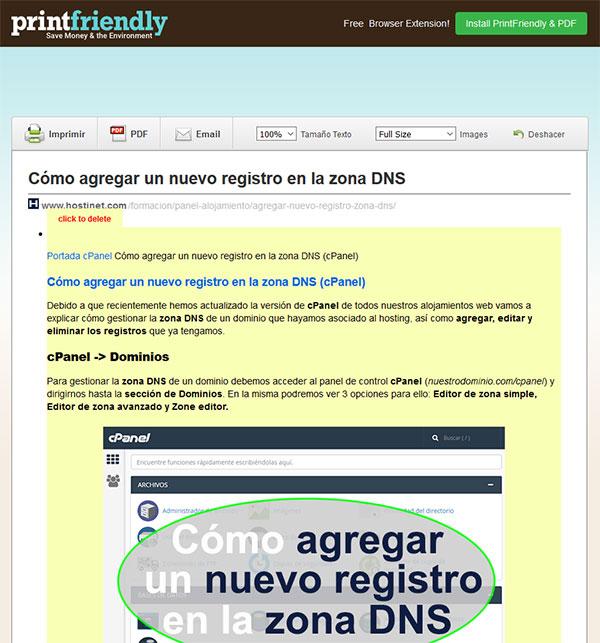 Hostinet Printfriendly Tutorial Nuevo Registro