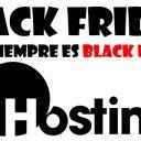 Hostinet - Aquí SIEMPRE es BLACK FRIDAY