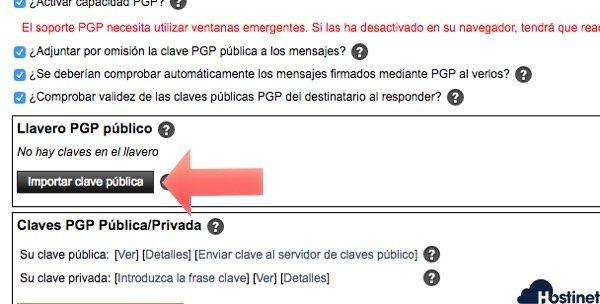 llavero publico jpg horde - importar clave publica