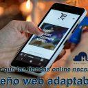 ¿Por qué las tiendas online necesitan diseño web adaptable?