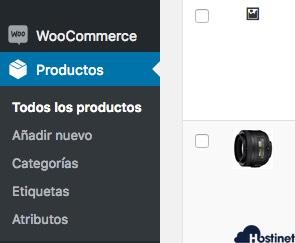 seleccionar productos woocommerce para aplicar desceuntos en Black Friday