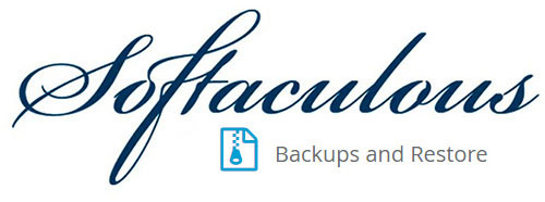 Softaculous Backups and Restore Logo