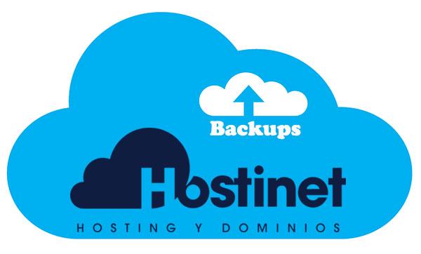 Hostinet Backups